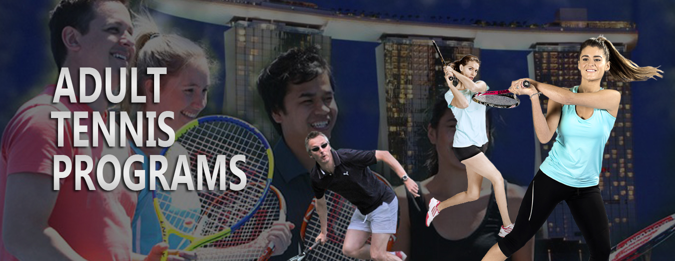 Adult Tennis Program